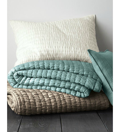 Contemporary Quilts And Quilt Sets by Garnet Hill