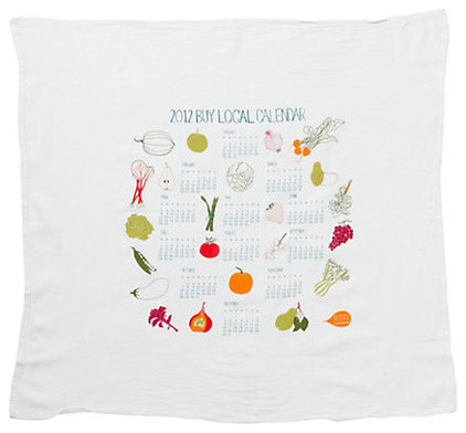 modern dishtowels by Terrain