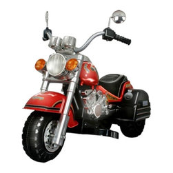 Merske LLC - Merske Harley Chopper Style Motorcycle Battery Powered Riding Toy - Red Multicol - Shop for Tricycles and Riding Toys from Hayneedle.com! About Merske LLCA leading manufacturer of globe bars Merske LLC was established in 2004 when the company began selling its home furnishing products through online stores. Based in Chino Calif. Merske now provides its merchandise to a variety of sellers around the world. The company works with all types of businesses including distributors brick-and-mortar stores and online retailers. Merske is committed to offering quality products in a wide range of price levels maintaining sufficient and varied inventory and providing exceptional customer service.