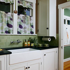 An Arts & Crafts Bungalow Style Kitchen — Arts & Crafts Homes and the Revival
