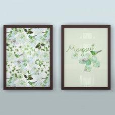 Littlelion Studio Blossom Mysteries Set Print - fawn&forest
