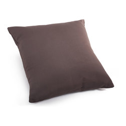ZUO VIVA - Laguna Large Pillow Espresso - Laguna Large Pillow Espresso