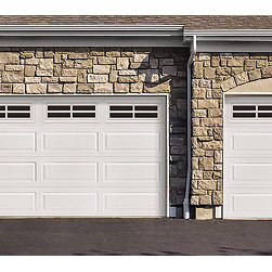 Classic Steel - Wayne Dalton's classic steel garage doors are economical and a great option for homeowners looking for a low-maintenance, but beautiful garage door.