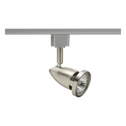 Juno Lighting - Trac-Lites R717 PAR16/MR16 GU10 Odyssey Track Light, R717sc - Die cast aluminum housing with machined steel stem.