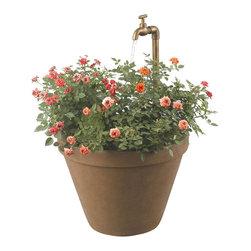 Kenroy - Kenroy 53220TC Full Bloom Outdoor Fountain - Kenroy 53220TC Full Bloom Outdoor Fountain