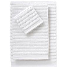 Modern Bath Towels by CB2
