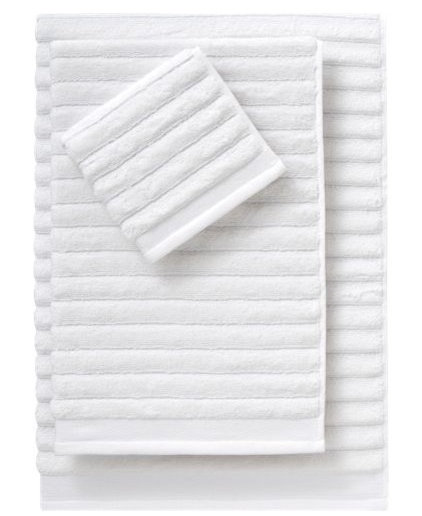 Modern Bath Towels by CB2