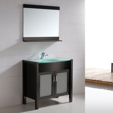 Contemporary Bathroom Vanities And Sink Consoles by Hayneedle