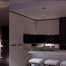 Contemporary Pendant Lighting by ilanel. light life.