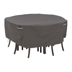 Ravenna Round Patio Table and Chair Set Cover