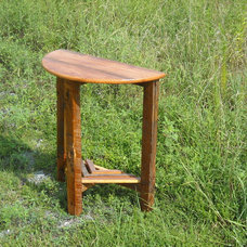 Traditional Side Tables And End Tables by The Rusted Nail
