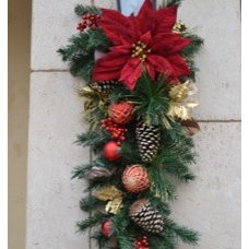 Traditional Holiday Decorations by Shandrika's Decorating and Design