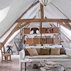 Bedroom by Galerie Thomas Boog