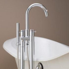 Contemporary Bathroom Faucets And Showerheads by Hayneedle