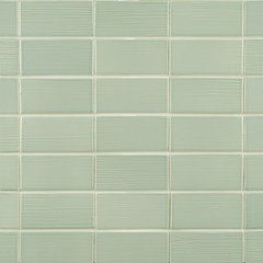 contemporary kitchen tile by Rebekah Zaveloff | KitchenLab