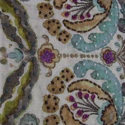 Fabric Collection - Photo credit: N.Leonard