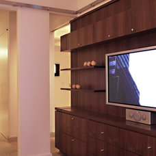 Home Theater by Workshop/apd