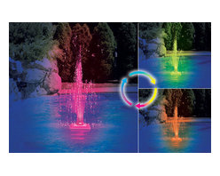 Blue Wave - Blue Wave Color Changing LED Fountain - Pool accessories 1