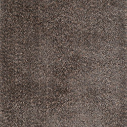 """Loloi - Loloi Callie Shag CJ-01 (Dark Brown) 3'6"""" x 5'6"""" Rug - This Hand Crafted rug would make a great addition to any room in the house. The plush feel and durability of this rug will make it a must for your home. Free Shipping - Quick Delivery - Satisfaction Guaranteed"""