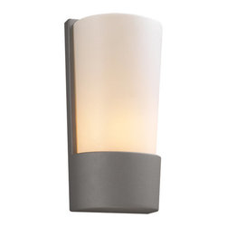 PLC Lighting - PLC Lighting PLC 1721 Single Light Outdoor Wall Sconce Chimera Collecti - PLC Lighting PLC 1721 Contemporary / Modern Single Light Outdoor Wall Sconce from the Chimera CollectionSince 1989, PLC Lighting, Inc. has continued to provide our customers with both contemporary and traditional lighting fixtures in a multitude of styles. Their products can be found in showrooms throughout North, Central and South America, as well as the Caribbean Islands. They furnish the finest residences, hotels, restaurants, and office complexes all over the world.Features: