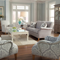 Living room scenes - Huntington House Furniture
