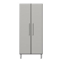 BH North America - Ulti-MATE Garage PRO Model GA-06PC - · Unique Polyurethane coated cabinet fronts in Silver