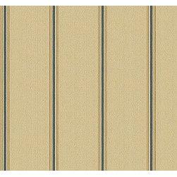 Stamford Stripe in Prairie Blue - The fabric Stamford Stripe in Prairie Blue