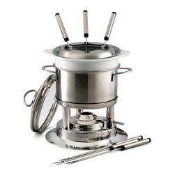 Chantal - Chantal 5 Function Fondue - 5 function fondue w/ 6 forks