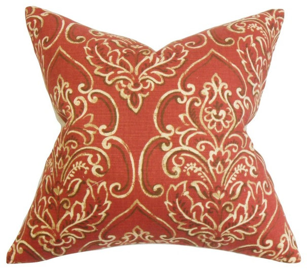 Traditional Decorative Pillows by The Pillow Collection Inc.