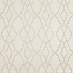 Hayworth Trellis Wallpaper -