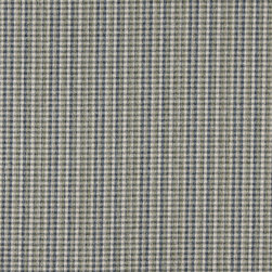 Blue Green And Ivory Small Plaid Country Tweed Upholstery Fabric By The Yard - This upholstery fabric has the look and feel of a cabin or lodge. This fabric is rated heavy duty, and is great for all indoor upholstery uses.