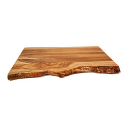 Architec™ Housewares - Architec™ Gripper™ Bareboard™ Raw Edge Acacia - Architec™ Gripper™ Bareboard™ Raw Edge Acacie. Unimaginably durable. Rich, warm grain. Food safe, moisture seal makes these ultimate low maintenance wood boards. All with patented Gripperwood feet.