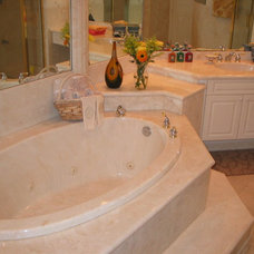 Modern Bathtubs by Classic Cultured Marble
