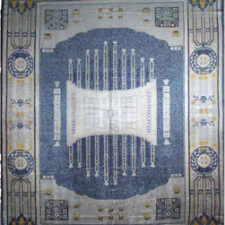 Arts and Crafts Rugs -