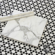 Contemporary Tile by CMM Tile