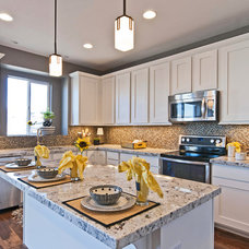 Traditional Kitchen by Candlelight Homes