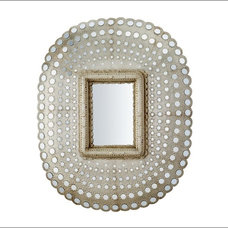 Eclectic Wall Mirrors by Pottery Barn