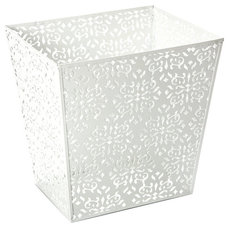 Contemporary Wastebaskets by The Container Store