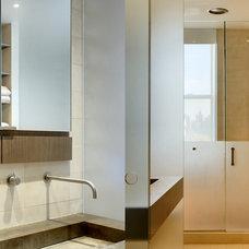Modern Bathroom by Workshop/apd