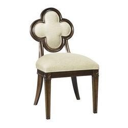 Alexandra Side Chair from the Suzanne Kasler collection -