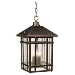 traditional outdoor lighting by Lamps Plus