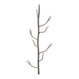 Cyan Design - Branch Up Wall Decor - Branch up wall decor in bronze.
