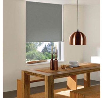 Contemporary Roller Blinds by Blinds.com