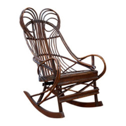 American Rocker from Kendall Wilkinson Design - $1,550 on Chairish.com -
