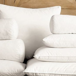 Down Blend Bedding Pillow Inserts (20x20)