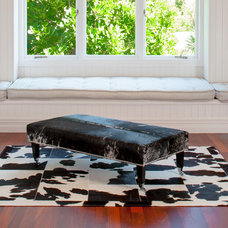 Eclectic Footstools And Ottomans by Gorgeous Creatures