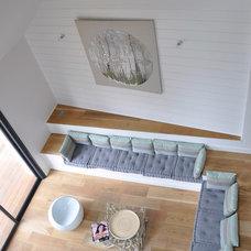 Modern Living Room Fled