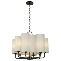 contemporary chandeliers by marianjamieson.com