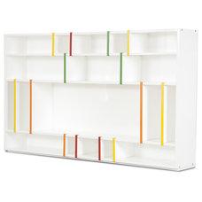 Modern Bookcases Shelfit Bookcase (low)