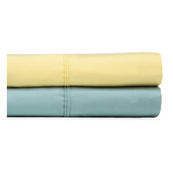 None - Outlast Temperature Regulating Sheet Set - These outlast sheets absorb heat when the environment is warm and release heat when it gets cold. Heat absorbing thermocules absorb,store and release excess body heat to keep the temperature and humidity at an optimum range and balanced.